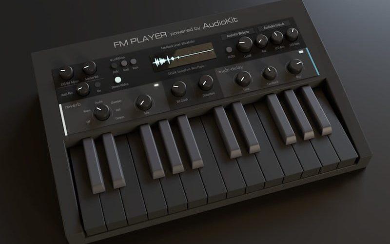 AudioKit FM Player Classic FM