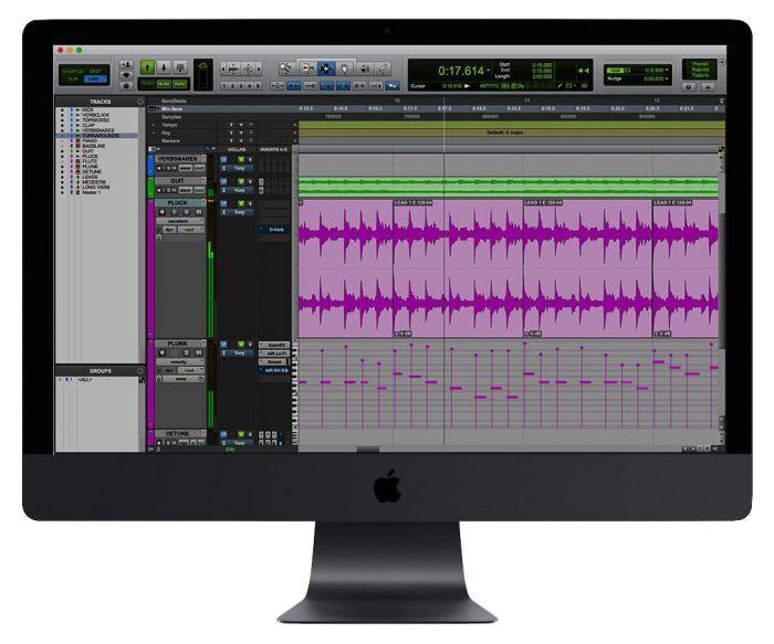 Avid Pro Tools Mac Pro