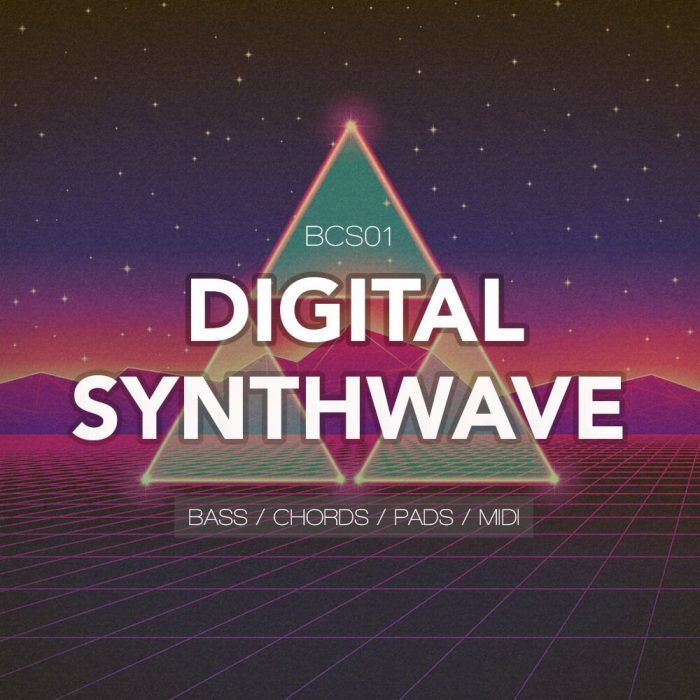 Bingoshakerz Digital Synthwave