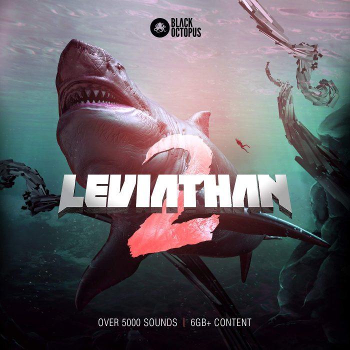 Black Octopus Sound Leviathan 2