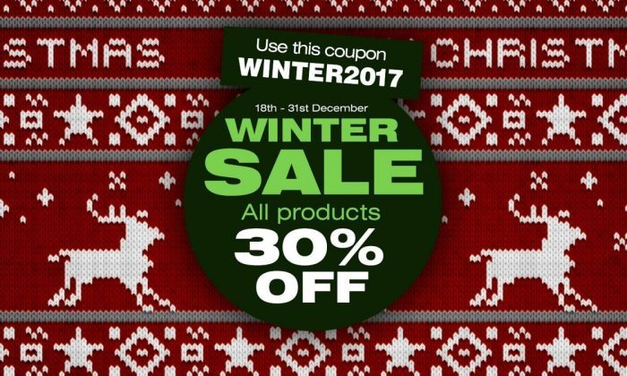 D16 Group Christmas Sale 2017