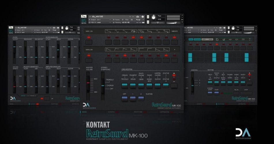 Difficult Audio RetroSound MK100