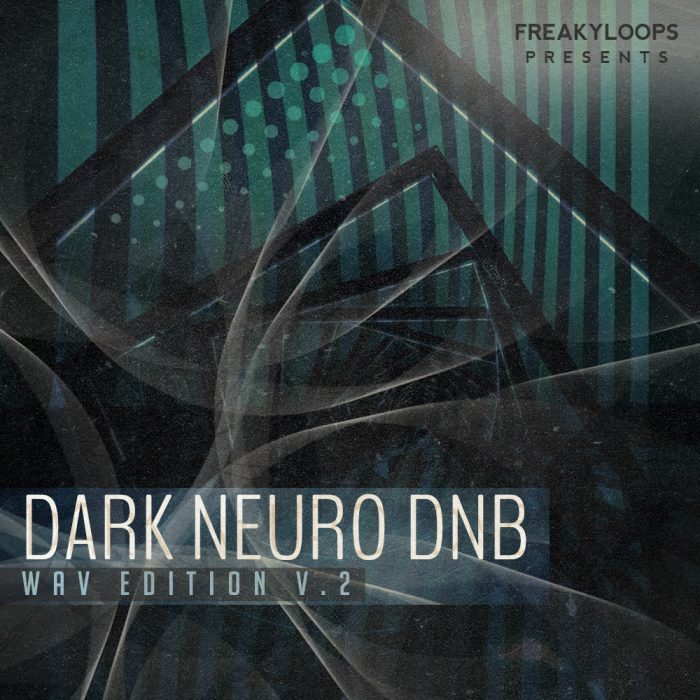 Freaky Loops Dark Neuro DnB WAV Edition Vol 2
