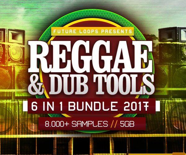 Future Loops Reggae & Dub Tools Bundle