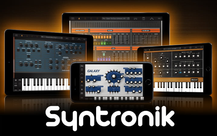 IK Multimedia Syntronik iOS