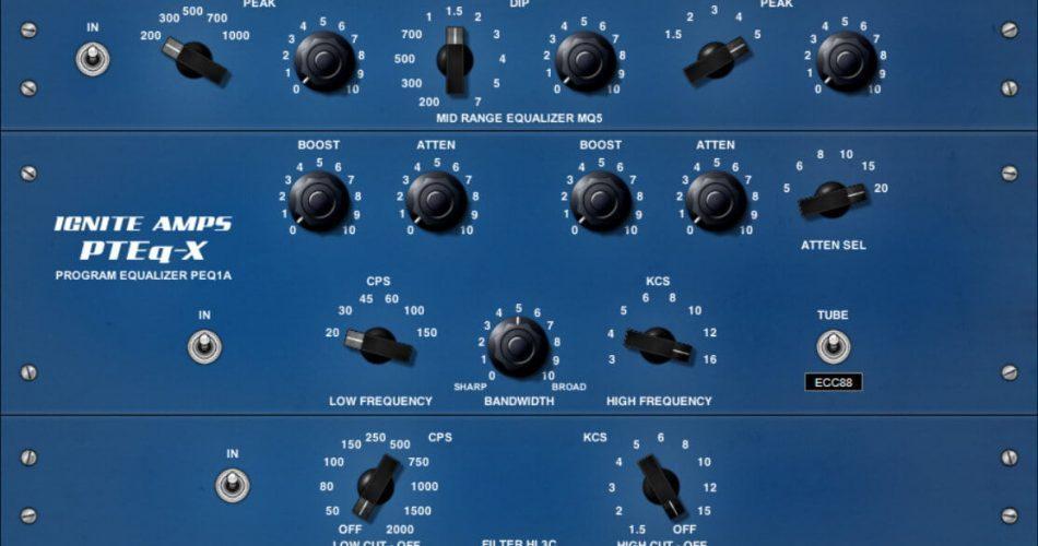 Ignite Amps PREq X 1.1.0