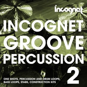Incognet Groove Percussion 2
