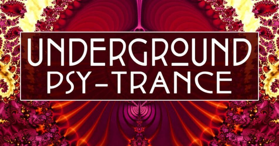 Industrial Strength Samples Underground Psy Trance