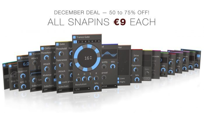 Kilohearts Dec Snapin Sale