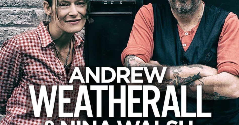 Loopmasters Andrew Weatherall & Nina Walsh WRF Lab Test