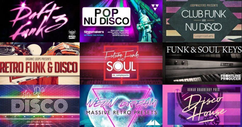 Loopmasters Disco & Nu Disco Sale