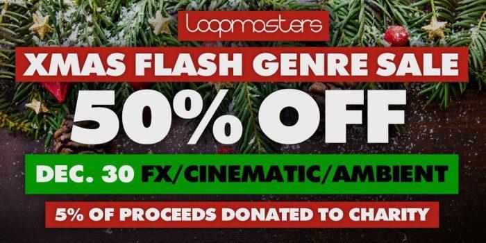 Loopmasters FX Cinematic Ambient Flash Sale