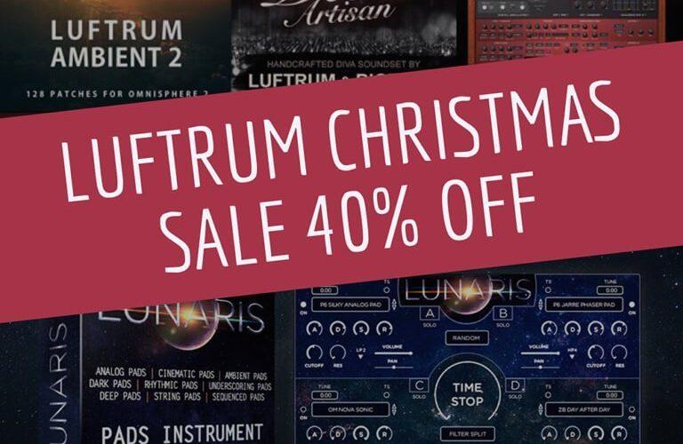 Luftrum Christmas Sale