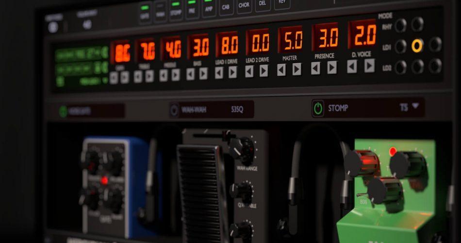 Mercuriall Audio ReAxis