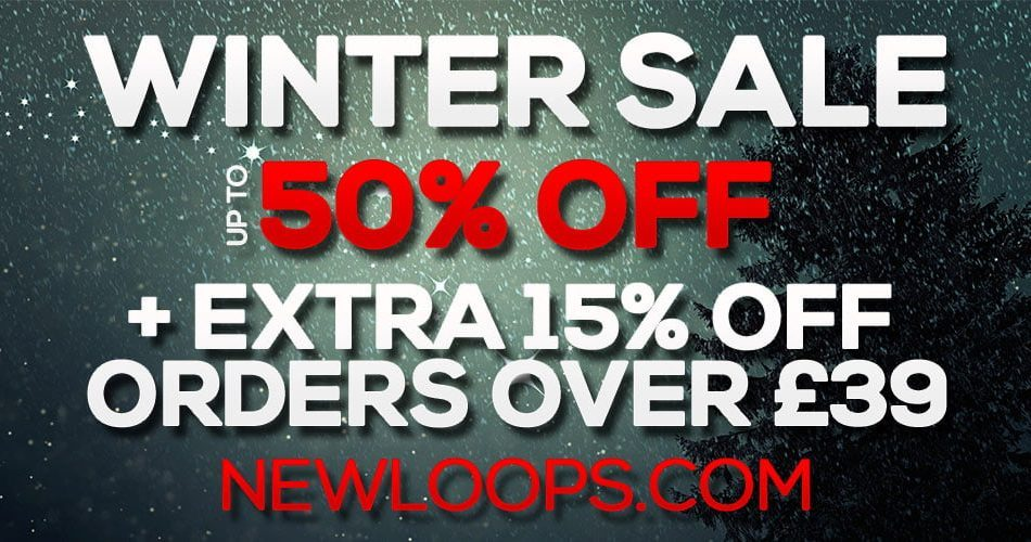 New Loops Winter Sale Banner 2017