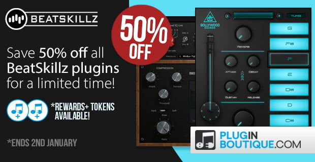 PIB BeatSkillz Holiday Sale 50 off