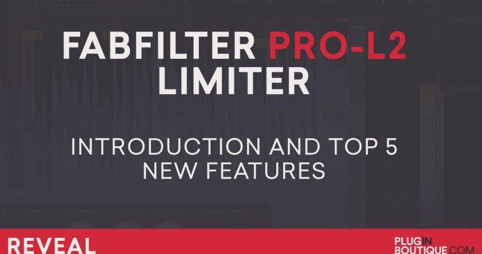 Plugin Boutique FabFilter Pro L 2 feat