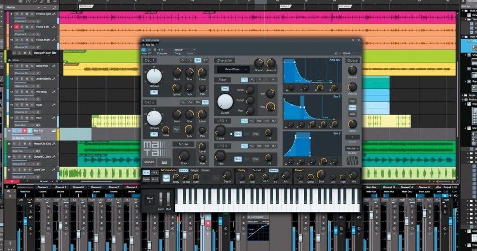PreSonus Studio One 3 Pro feat