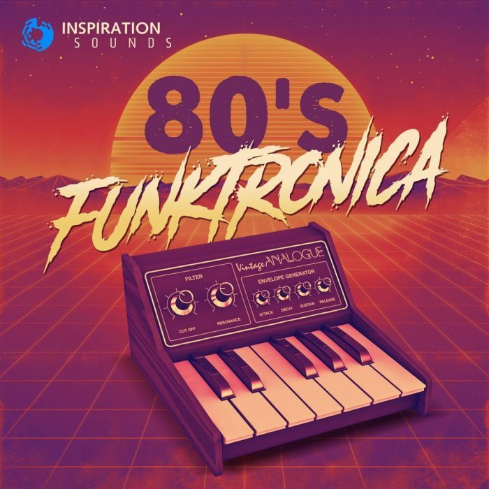 Producer Loops 80s Funktronica