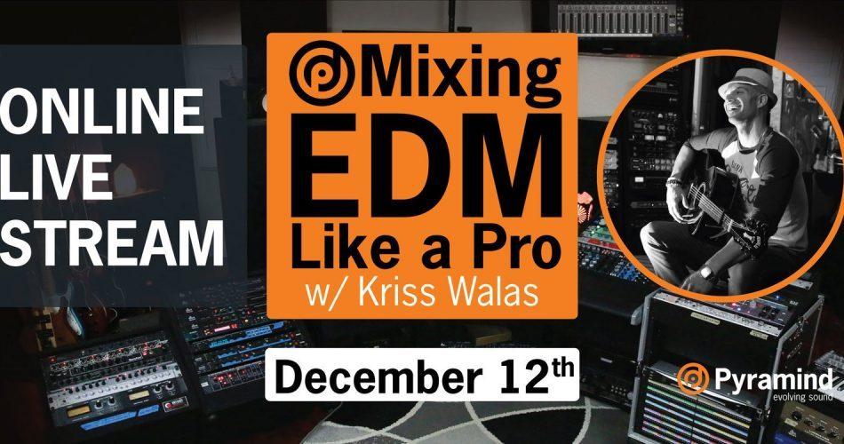 Pyramind Mixing EDM
