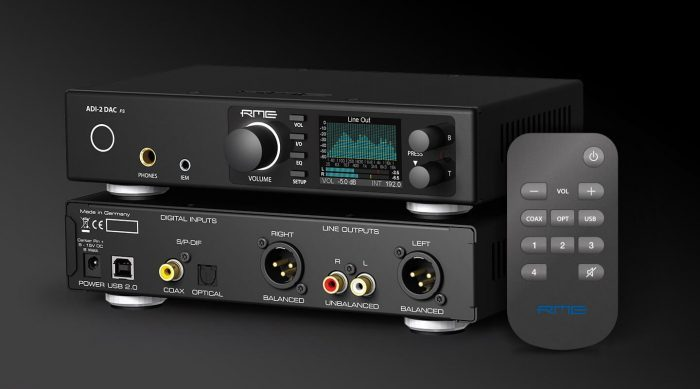 RME Audio ADI 2 DAC