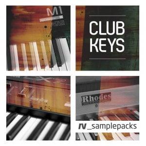 RV Samplepacks Club Keys