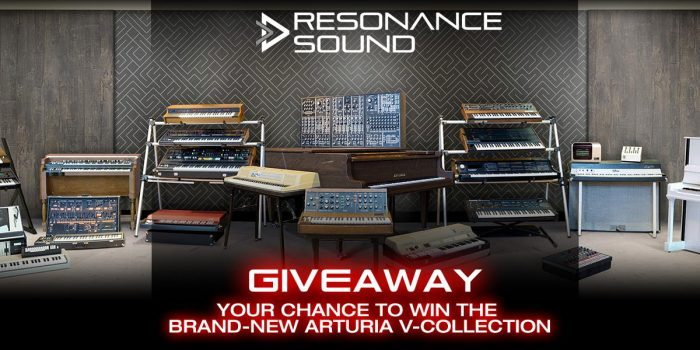 Resonance Sound Arturia Giveaway