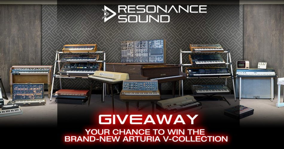 Resonance Sound Arturia Giveaway