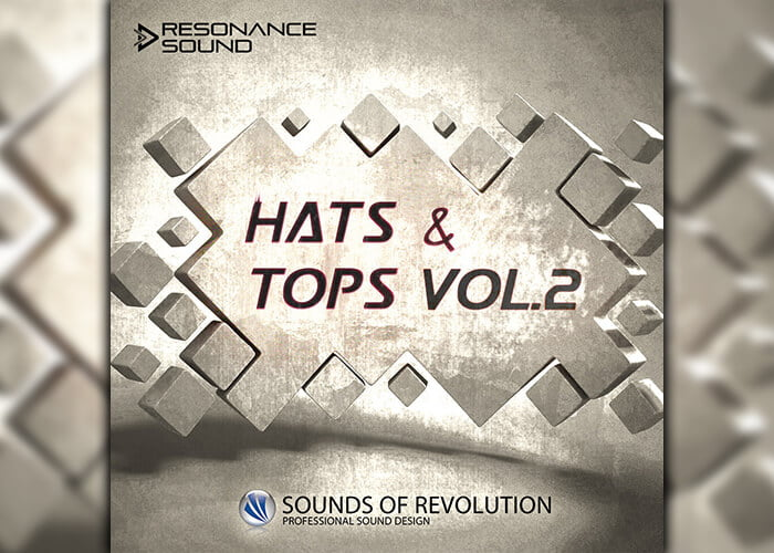 Resonance Sound SOR Hats & Tops Vol 2