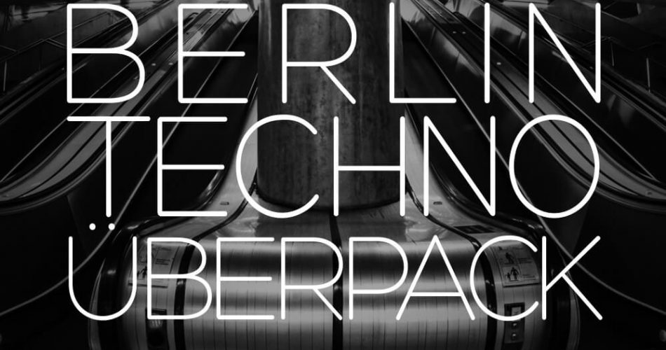 Soundbox Berlin Techno Uberpack