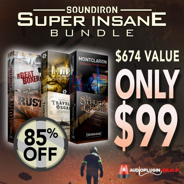 Soundiron Super Insane Bundle