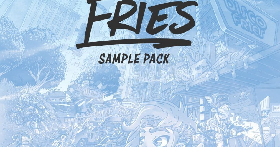 Splice Sounds Disco Fries Sample Pack