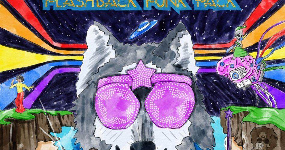 Splice Sounds Wolfgang Gartner Flashback Funk Pack