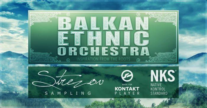 Strezov Sampling Balkan Ethnic Orchestra