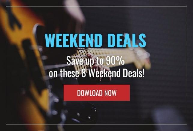 The Loop Loft Weekend Deals Epic Drums Bundle