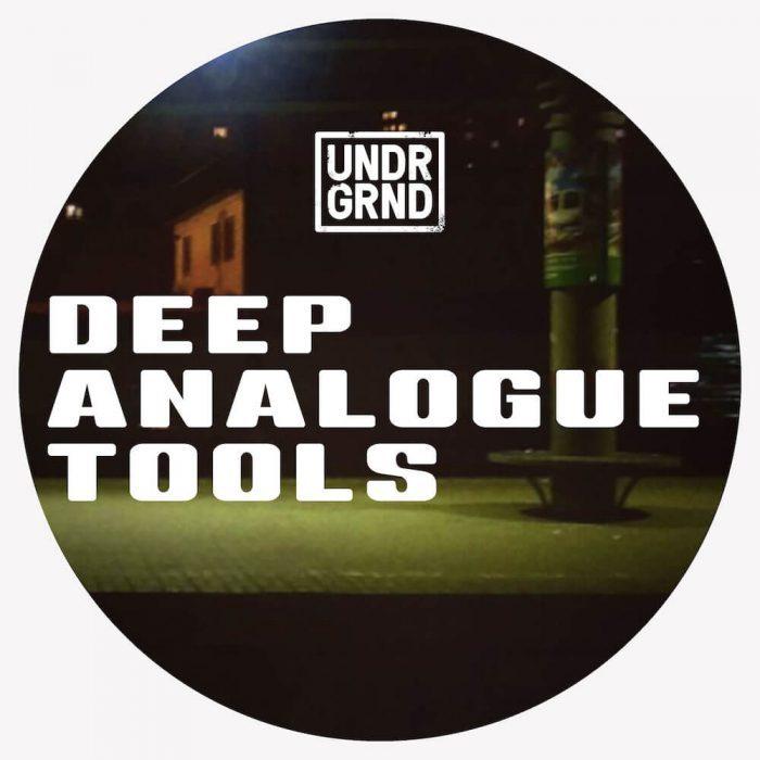 UNDRGRND Sounds Deep Analogue Tools