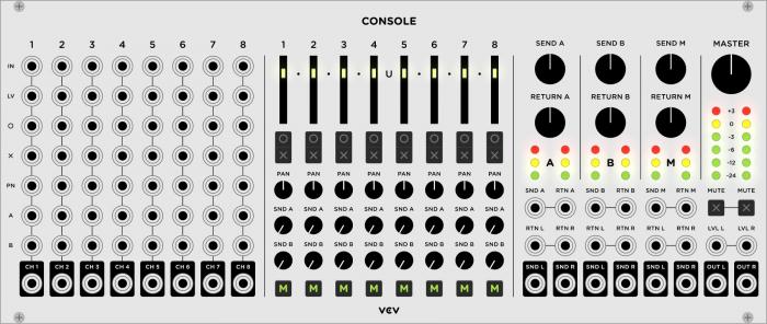 VCV Console