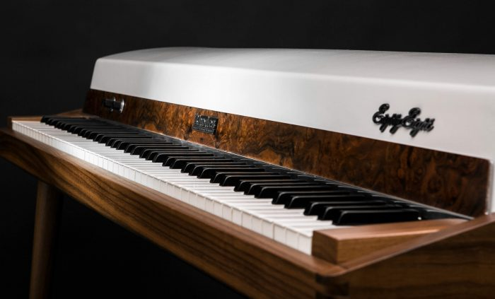 Vintage Vibe Custom Walnut Rhodes Restoration feat