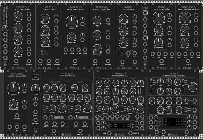 Vult Modules