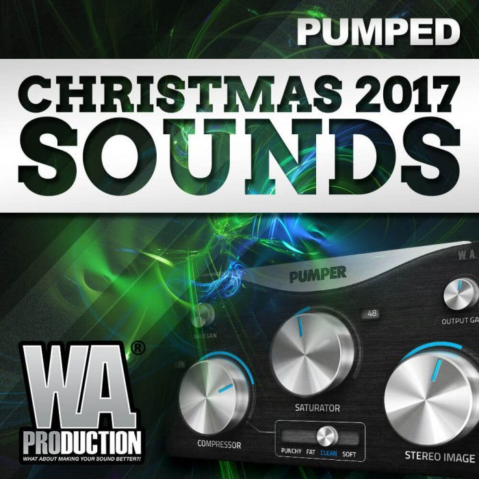 WA Production Pumped Christmas 2017