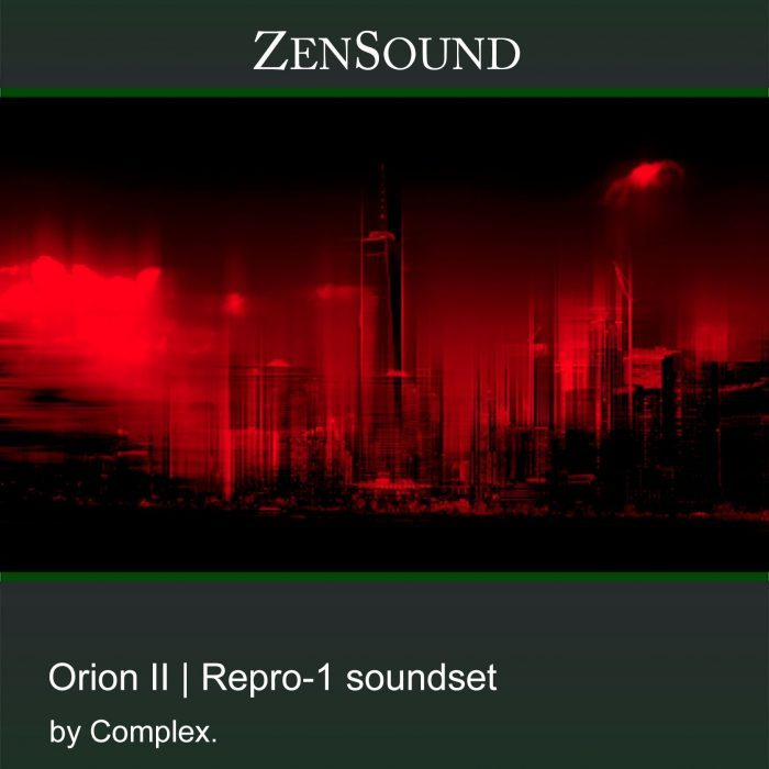 ZenSound Orion II for Repro 1