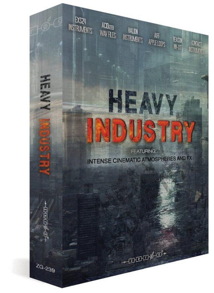 Zero-G Heavy Industry