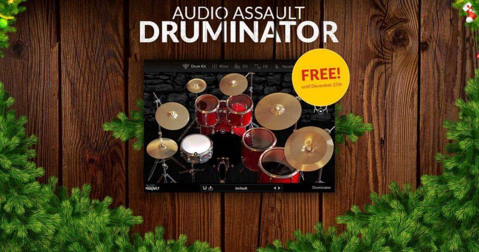 Druminator BPB Christmas