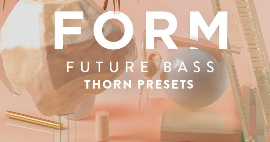 ADSR Form Future Bass Thorn Presets