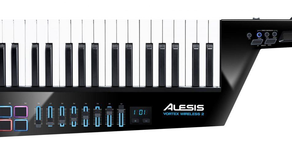 Alesis Vortex Wireless 2 Keytar