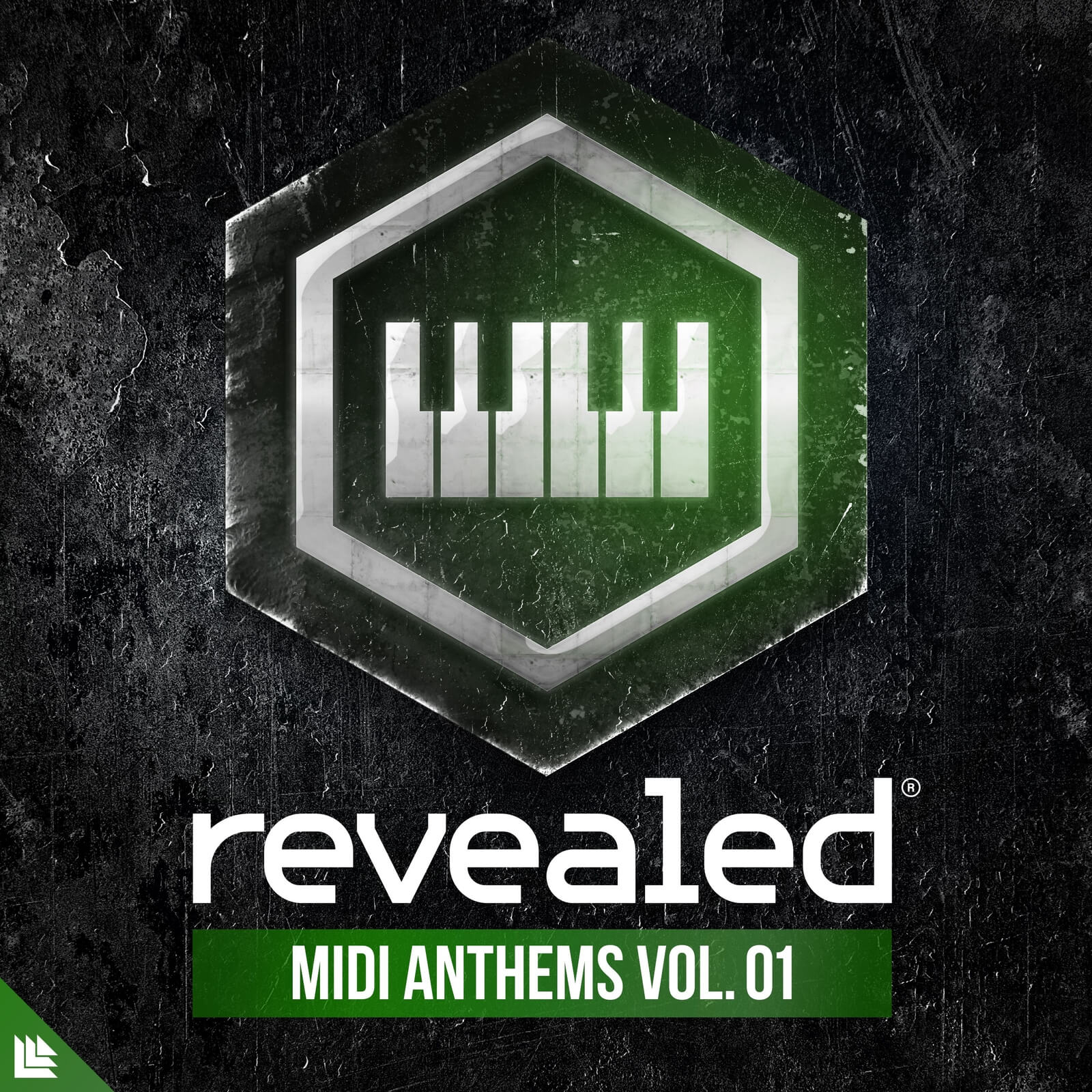 Alonso sound releases revealed midi anthems vol 1 for Piano house anthems