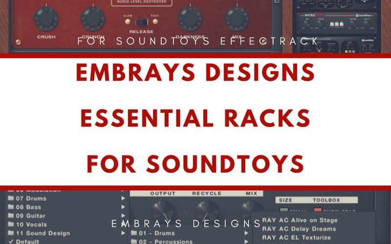 Ambrays Designs Essential Soundracks