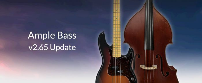Ample Bass update 2.65