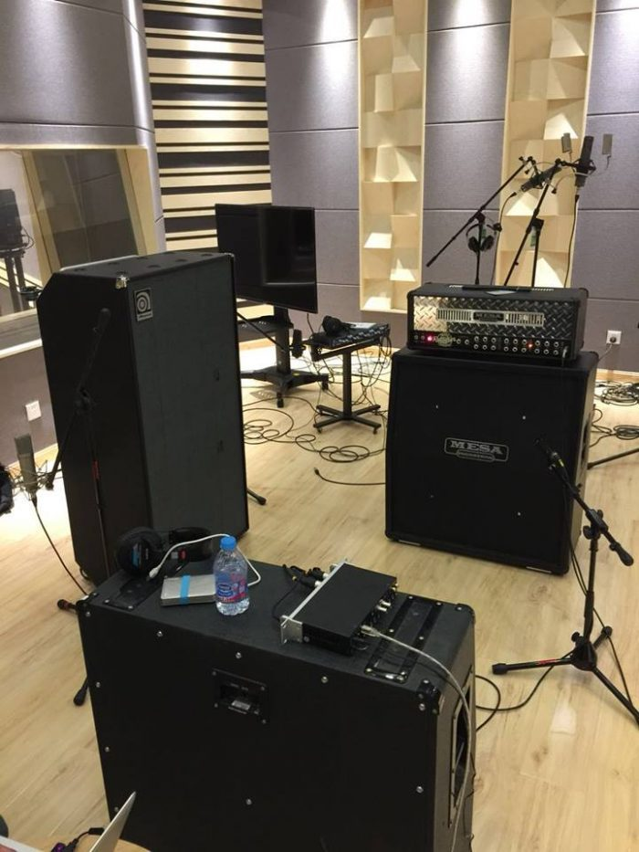 Ample Sound FX recording