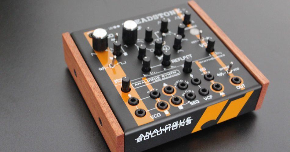 Analogue Solutions Treadstone synthBlock
